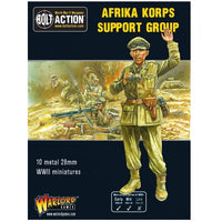 Afrika Korps Support Group - Grim Dice Tabletop Gaming