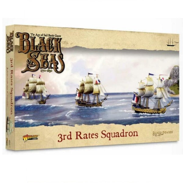 3rd Rates Squadron - Grim Dice Tabletop Gaming