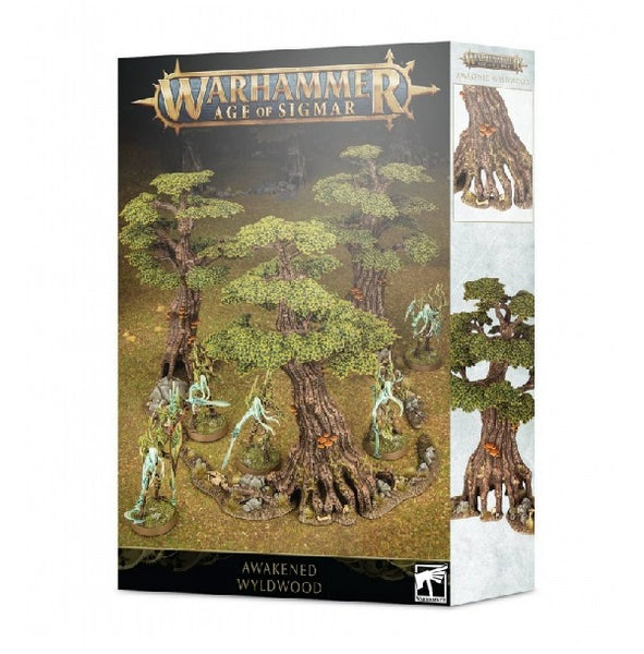 Awakened Wyldwood - Grim Dice Tabletop Gaming