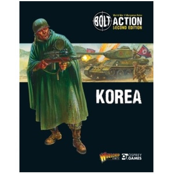 Bolt Action Korea