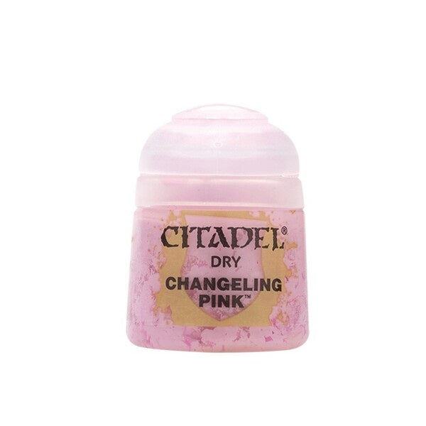 Changeling Pink Dry 12ml
