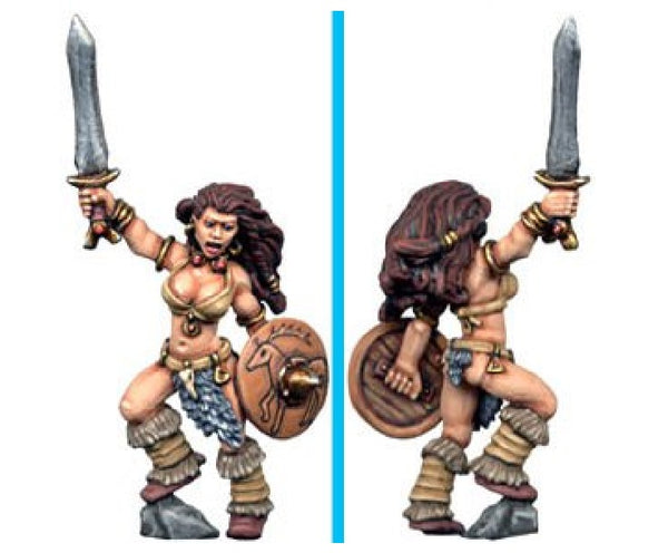 Barbarian Queen - Grim Dice Tabletop Gaming