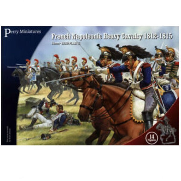 French Napoleonic Heavy Cavalry