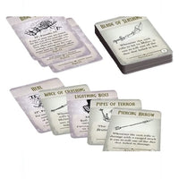 Artefact/Spell Cards - Grim Dice Tabletop Gaming