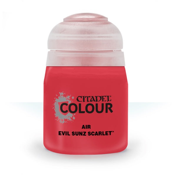 Evil Sunz Scarlet Air 24ml