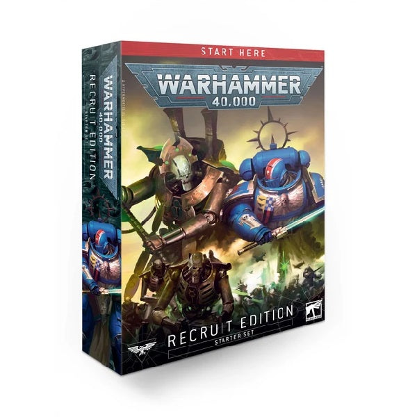 Recruit Edition  Warhammer 40,000