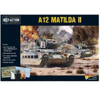 A12 Matilda II Infantry Tank - Grim Dice Tabletop Gaming