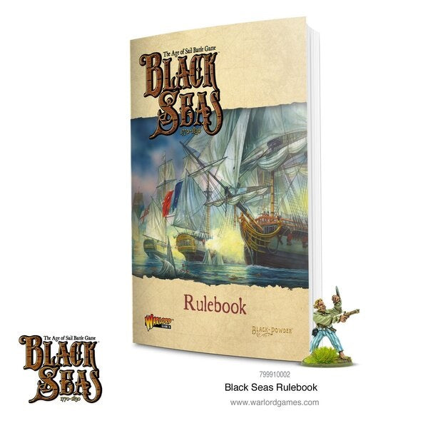 Black Seas Rulebook