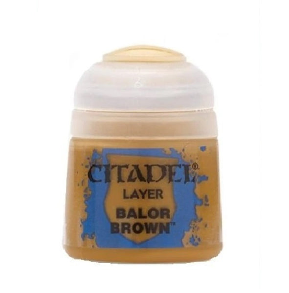 Balor Brown Layer 12ml - Grim Dice Tabletop Gaming