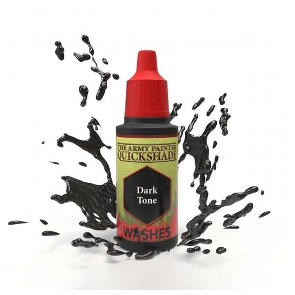 Dark Tone Ink Shade