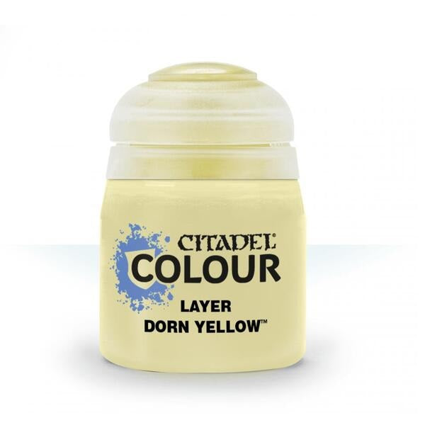 Dorn Yellow Layer 12ml
