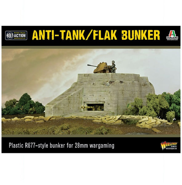 Atlantic Wall Bunker - Grim Dice Tabletop Gaming
