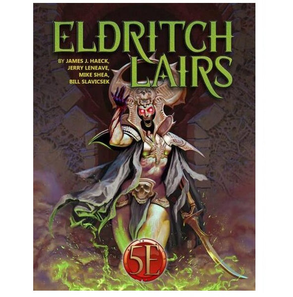 Eldritch Lairs D&D 5th Edition Version