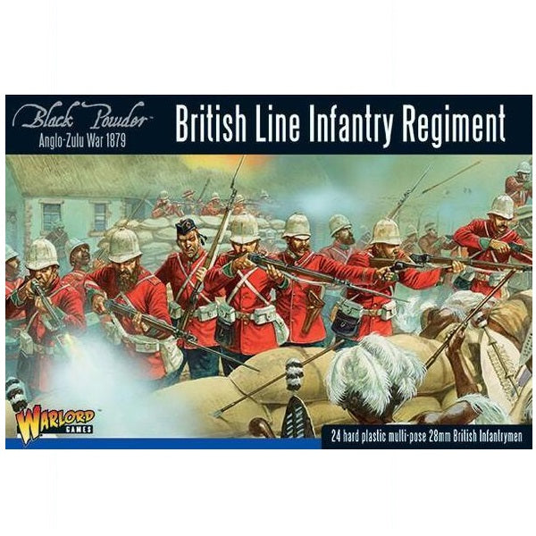 British Line Infantry Regiment AZW