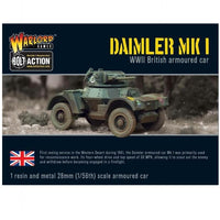 Daimler Armoured Car Mk 1