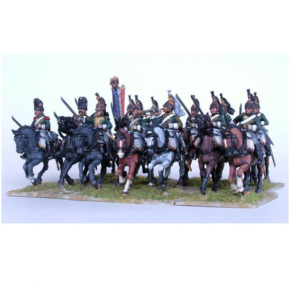 French Napoleonic Line Dragoons