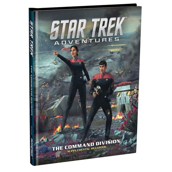 Command Division Supplement Star Trek