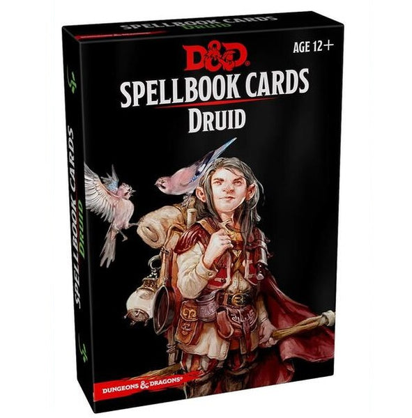 Druid Spellbook Cards