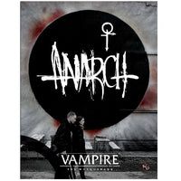 Anarcha, Vampire the Masquerade - Grim Dice Tabletop Gaming