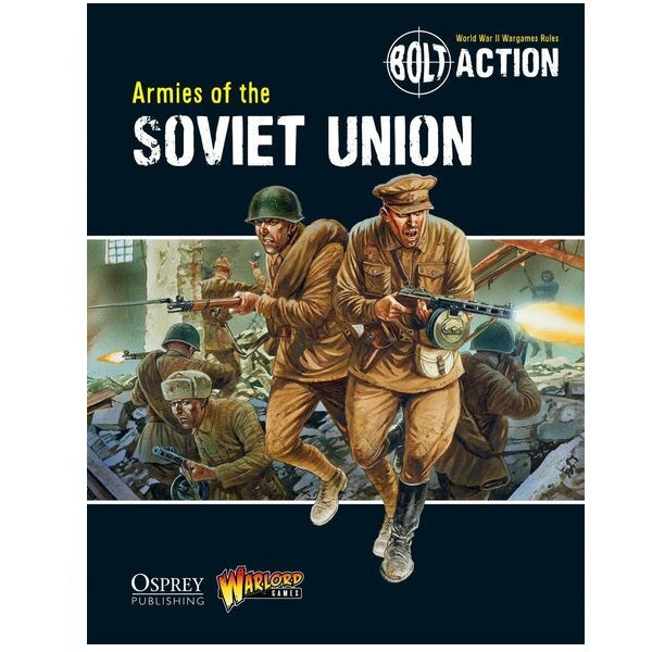 Armies of the Soviet Union - Grim Dice Tabletop Gaming