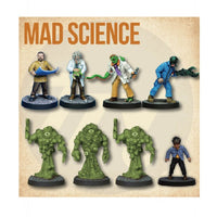 7TV2 Starter Cast: Mad Science - Grim Dice Tabletop Gaming