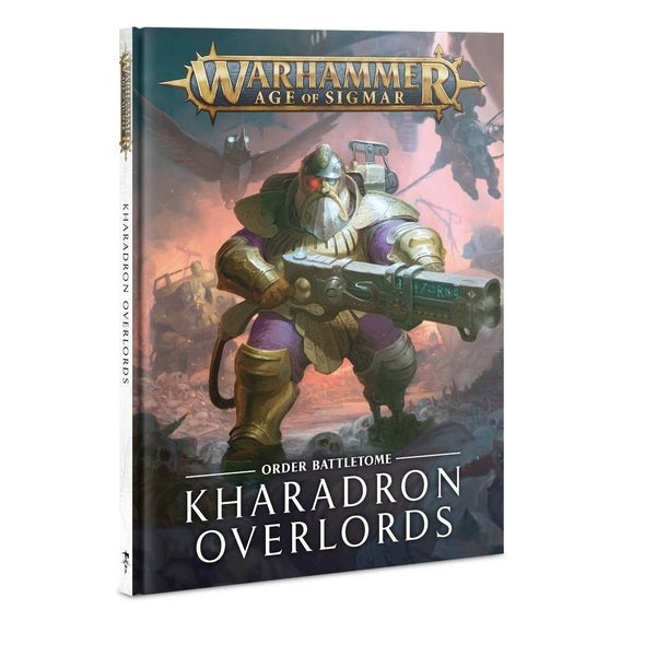 Battletome: Kharadron Overlords
