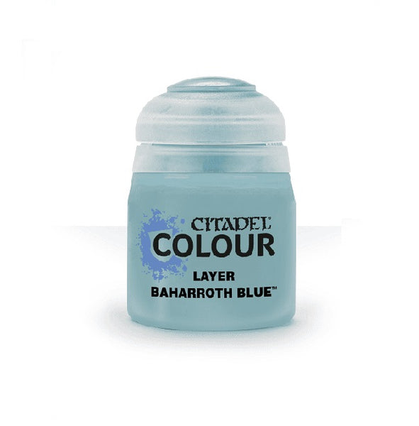 Baharroth Blue Layer 12ml - Grim Dice Tabletop Gaming