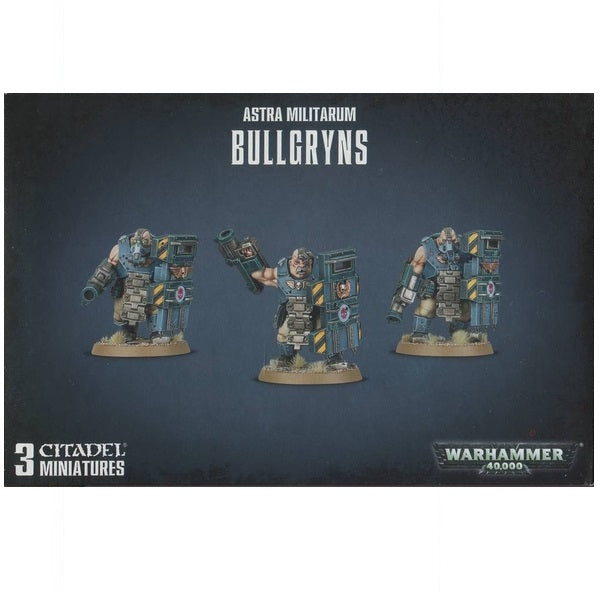 Bullgryns - Grim Dice Tabletop Gaming