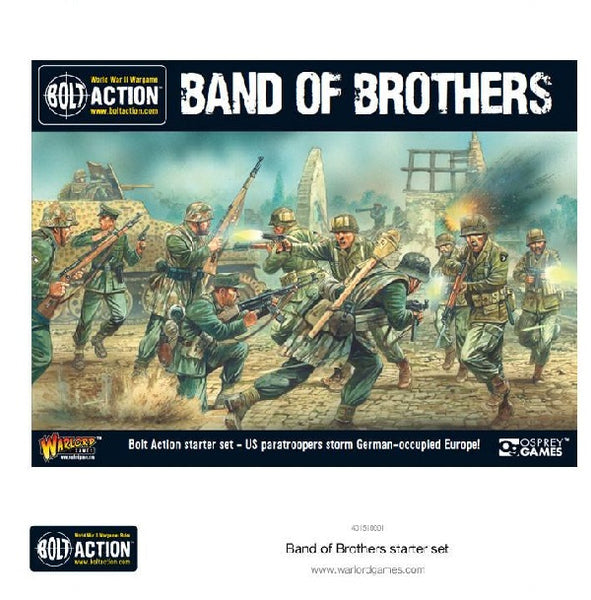 Band of Brothers - Grim Dice Tabletop Gaming