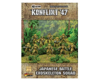Battle Exoskeleton Squad, Japanese - Grim Dice Tabletop Gaming