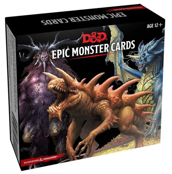 Epic Monster Cards