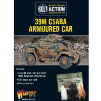 39M Csaba Armoured Car - Grim Dice Tabletop Gaming