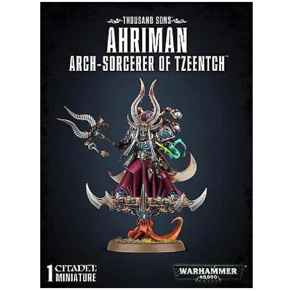 Ahriman - Grim Dice Tabletop Gaming