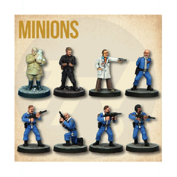 7TV2 Starter Cast: Minions - Grim Dice Tabletop Gaming