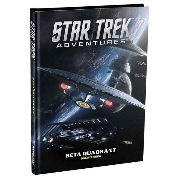 Beta Quadrant Sourcebook Star Trek Adventures