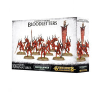 Bloodletters Daemons of Khorne