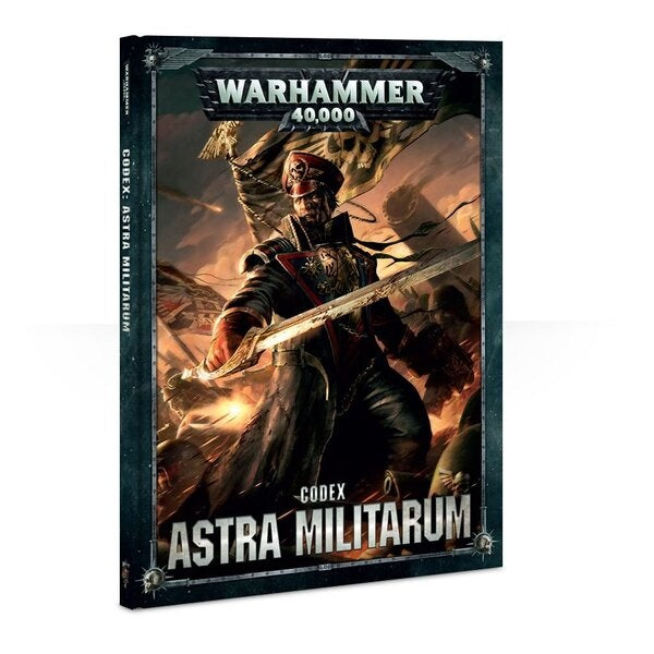Codex: Astra Militarum - Grim Dice Tabletop Gaming