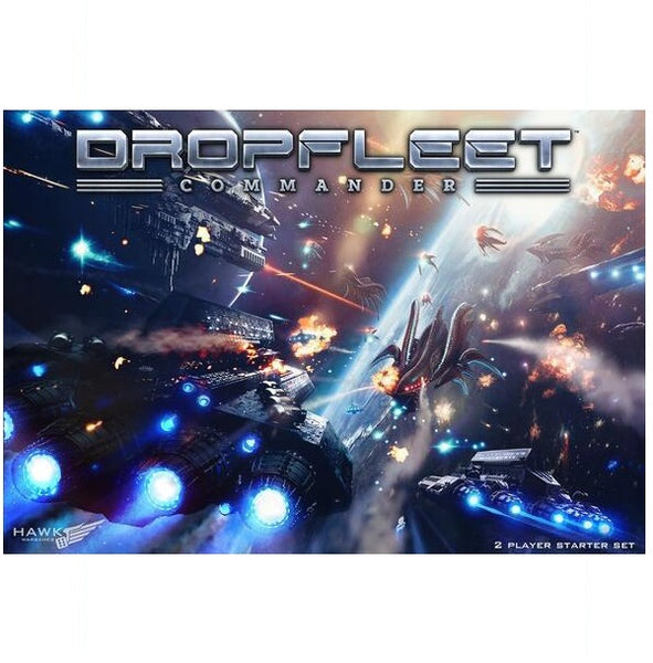 Dropfleet Commander 2 Player Starter Set