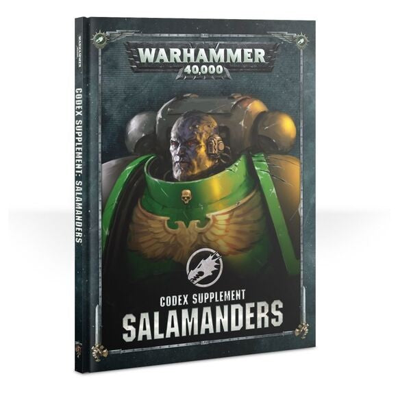 Codex Supplement: Salamanders