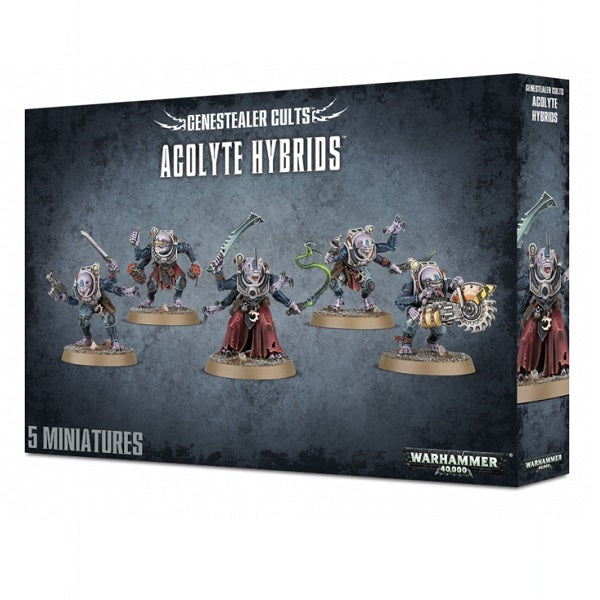 Acolyte Hybrids - Grim Dice Tabletop Gaming