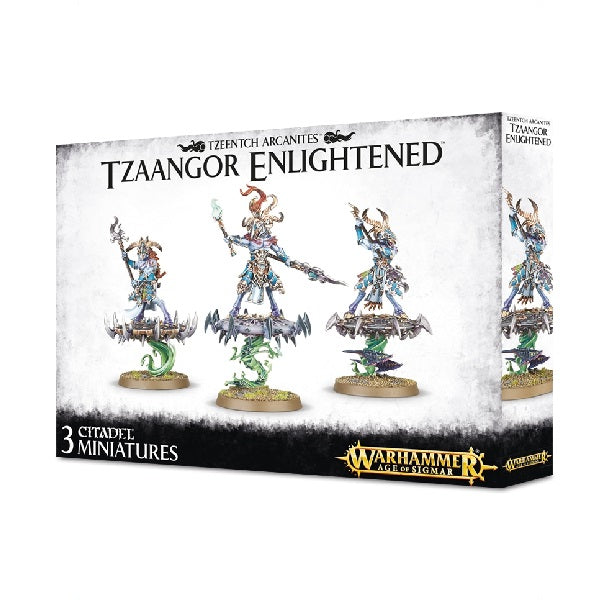 Arcanites Tzaangor Enlightened - Grim Dice Tabletop Gaming