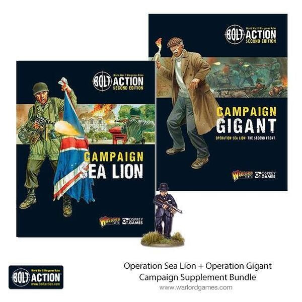 Campaign: Operation Sea Lion and Gigant Bundle
