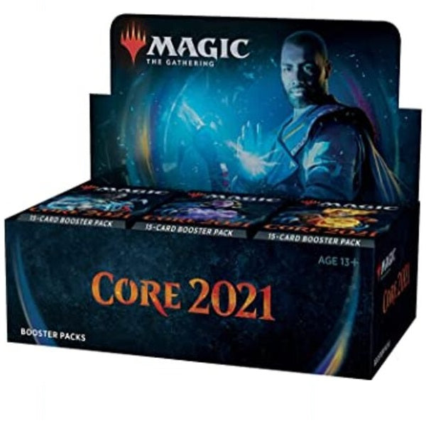 Core Set 2021 Full Box