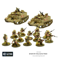 8th Army Carrier Patrol - Grim Dice Tabletop Gaming