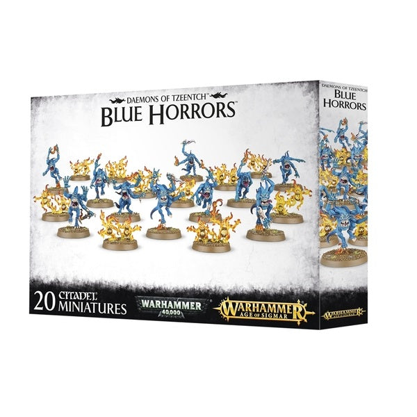 Blue Horrors Daemons of Tzeentch