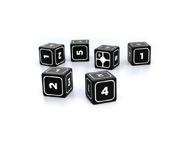 Base Dice Set, Alien RPG - Grim Dice Tabletop Gaming