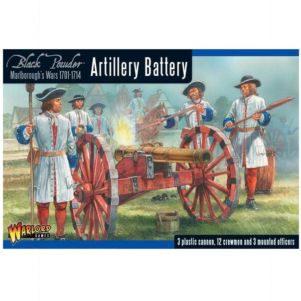 Artillery Battery - Grim Dice Tabletop Gaming