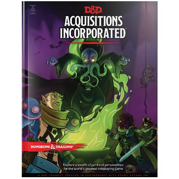 Acquisitions Incorporated - Grim Dice Tabletop Gaming
