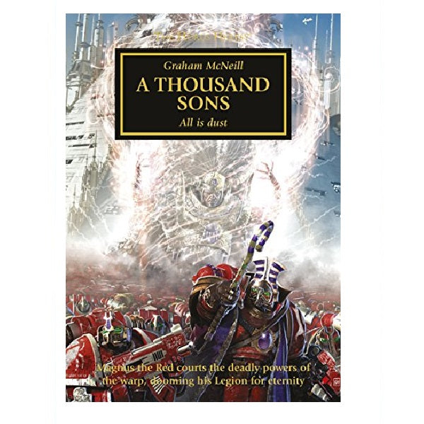 Horus Heresy: A Thousand Sons - Grim Dice Tabletop Gaming