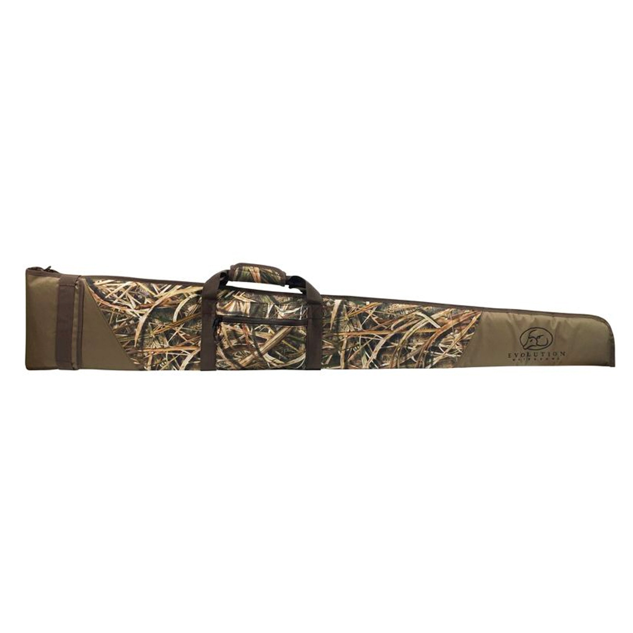 "56"" Rolltop Mossy Oak Floating Shotgun Case - Blades"